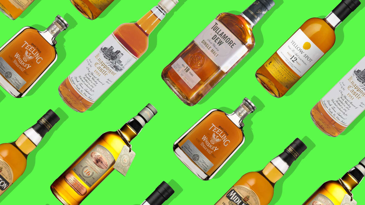A Grown-Up's Guide to St. Patrick's Day Whiskey