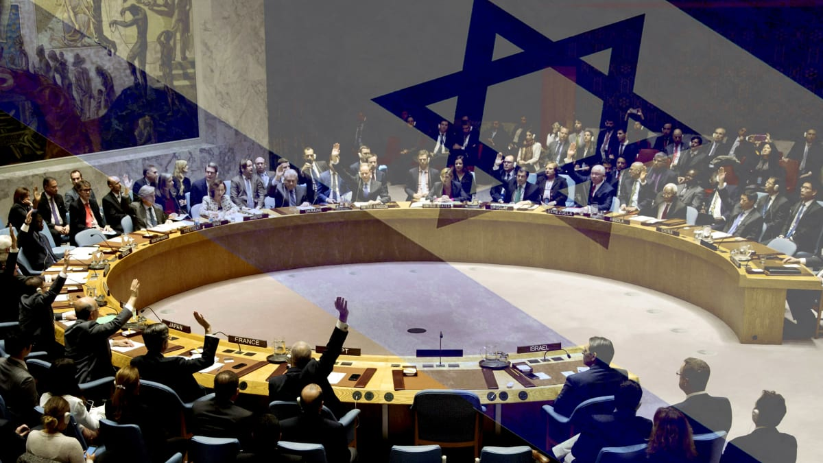 Why Did Obama Pander to the UN's Stunning Anti-Israel Bias?
