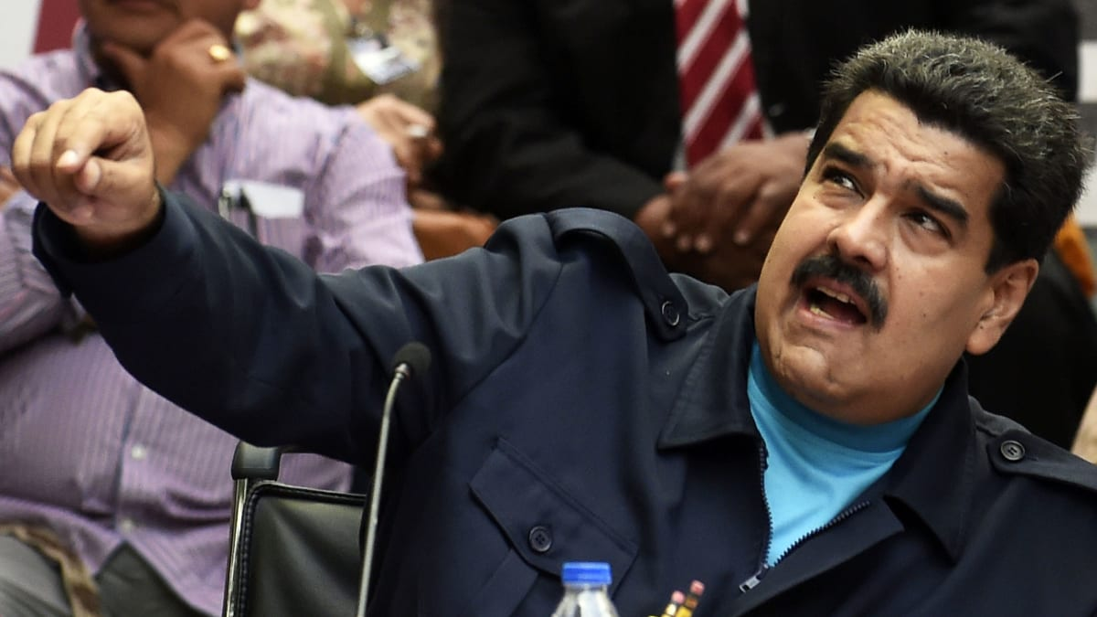 In Venezuela, The Dictator Who Stole Christmas