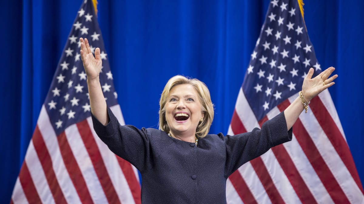 Don't Panic! Why Hillary Clinton Is Still Going to Win