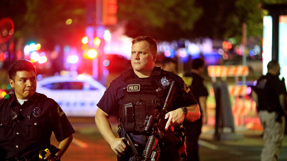 Dallas Sniper Wanted to Kill White Cops, Black Protesters Say They Got Blamed