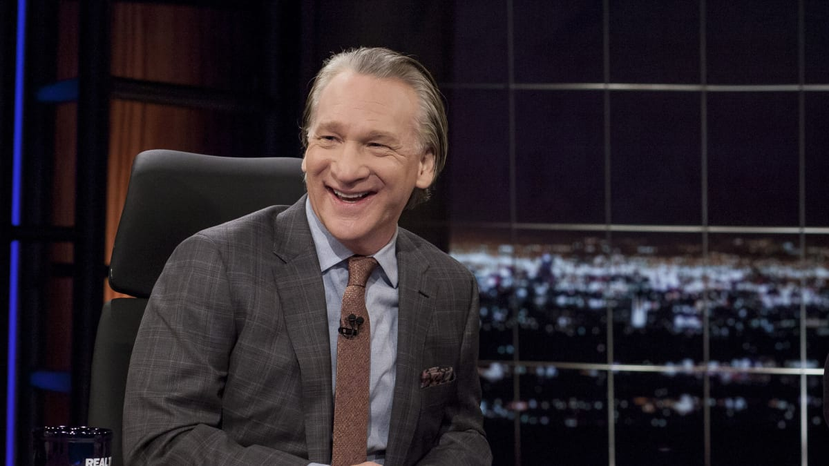 Bill Maher on Ted Cruz's RNC Trump Diss: 'There's Nothing Lower Than That!'