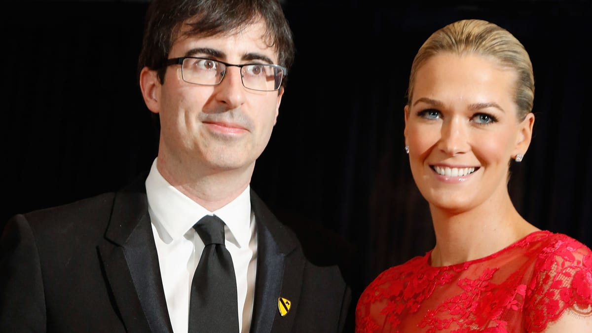 How John Oliver Found Love in a Hopeless Place: The Republican National Convention