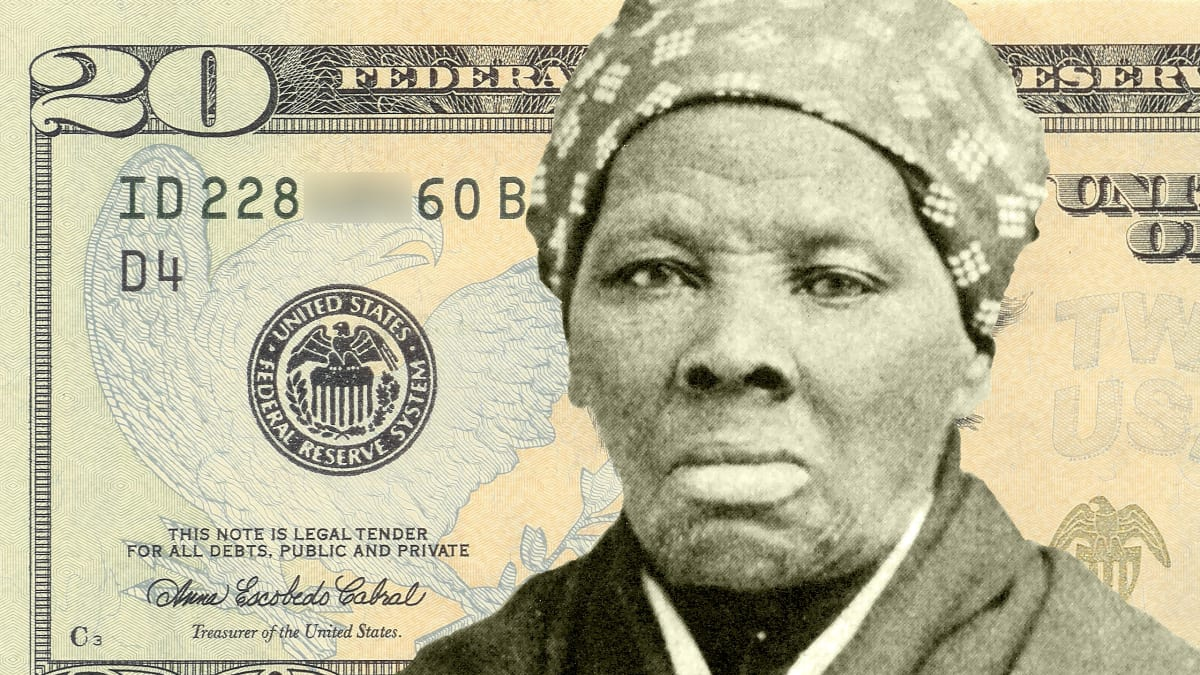 Slave-Freeing Harriet Tubman to Replace Slave-Holding Andrew Jackson on $20 Bill