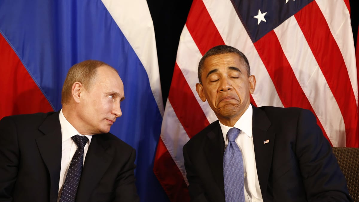 How Obama Lost the Mideast to Putin