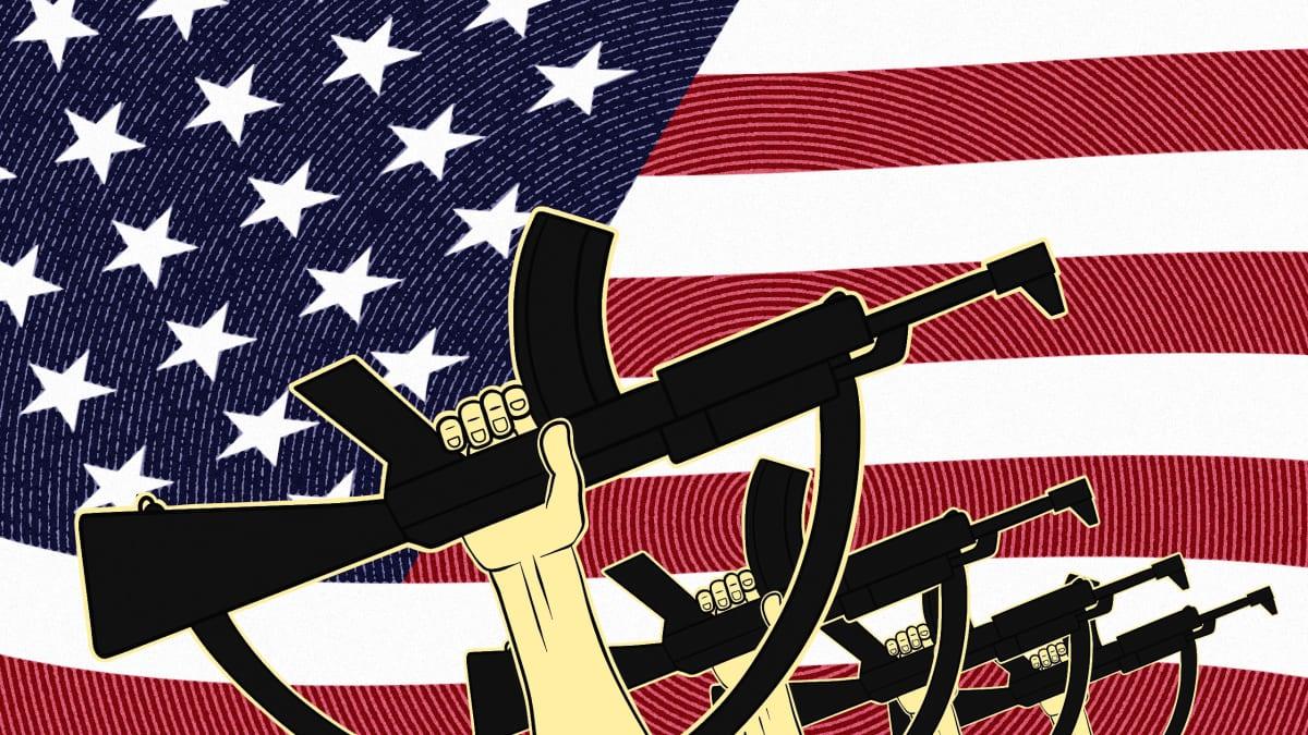 Ammon Bundy Starts Wingnut Woodstock in Oregon