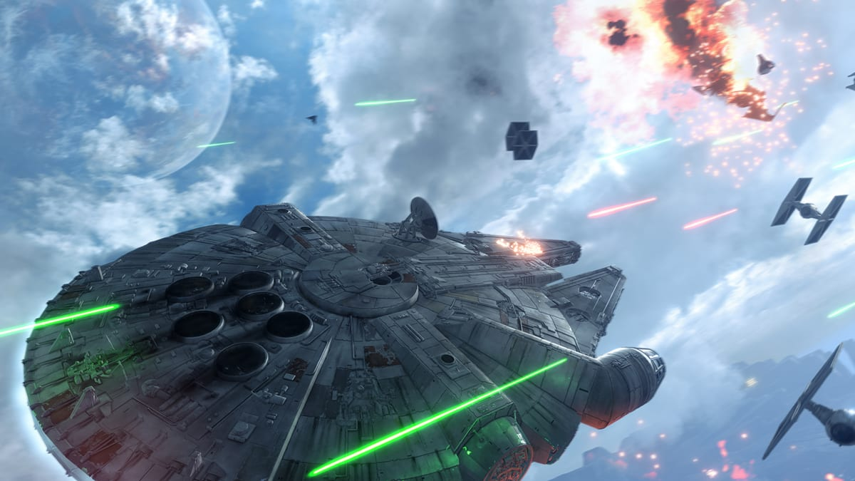 Inside 'Star Wars Battlefront': The Greatest (and Most Addictive) Star Wars Video Game Ever