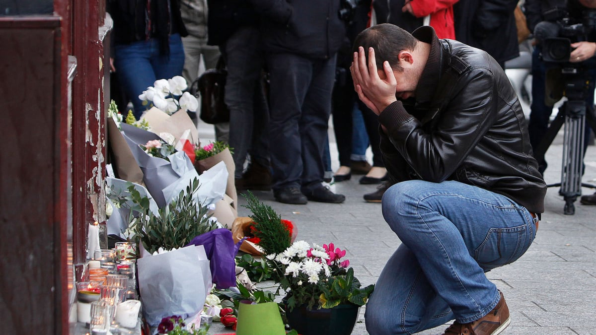 Paris Wakes Up Under Siege After Deadliest Attack Since WWII