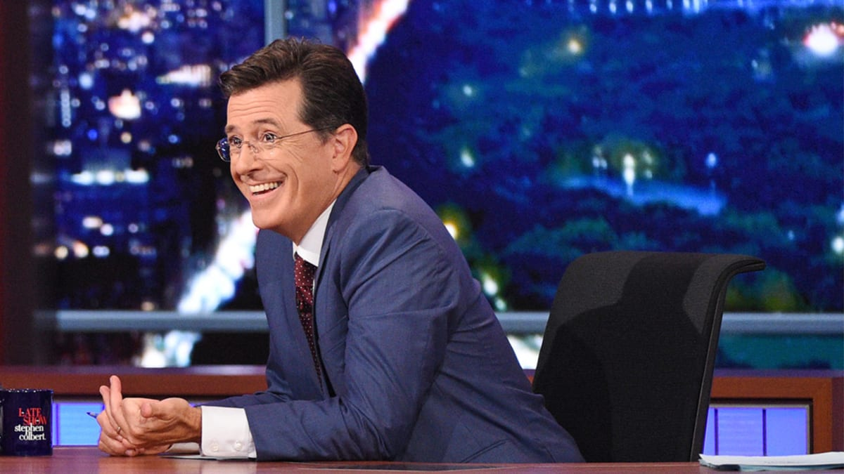 Stephen Colbert's Electric 'Late Show' Debut: The Joyful Jester Succeeds the Great Cynic