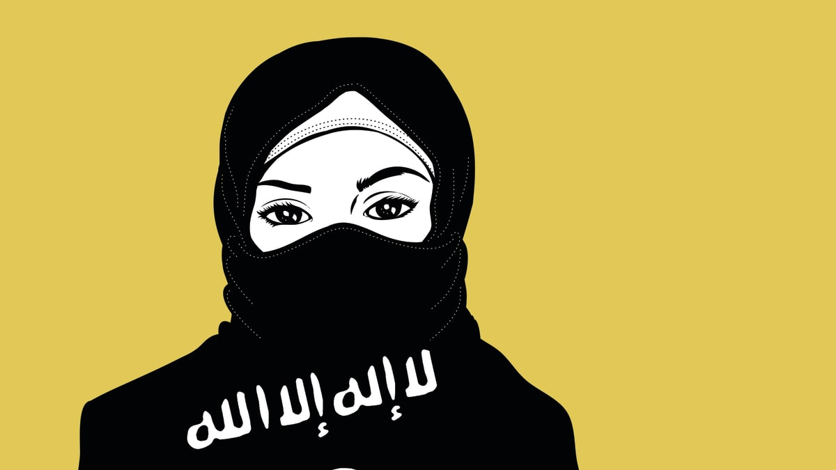 The Women Who Secretly Keep ISIS Running