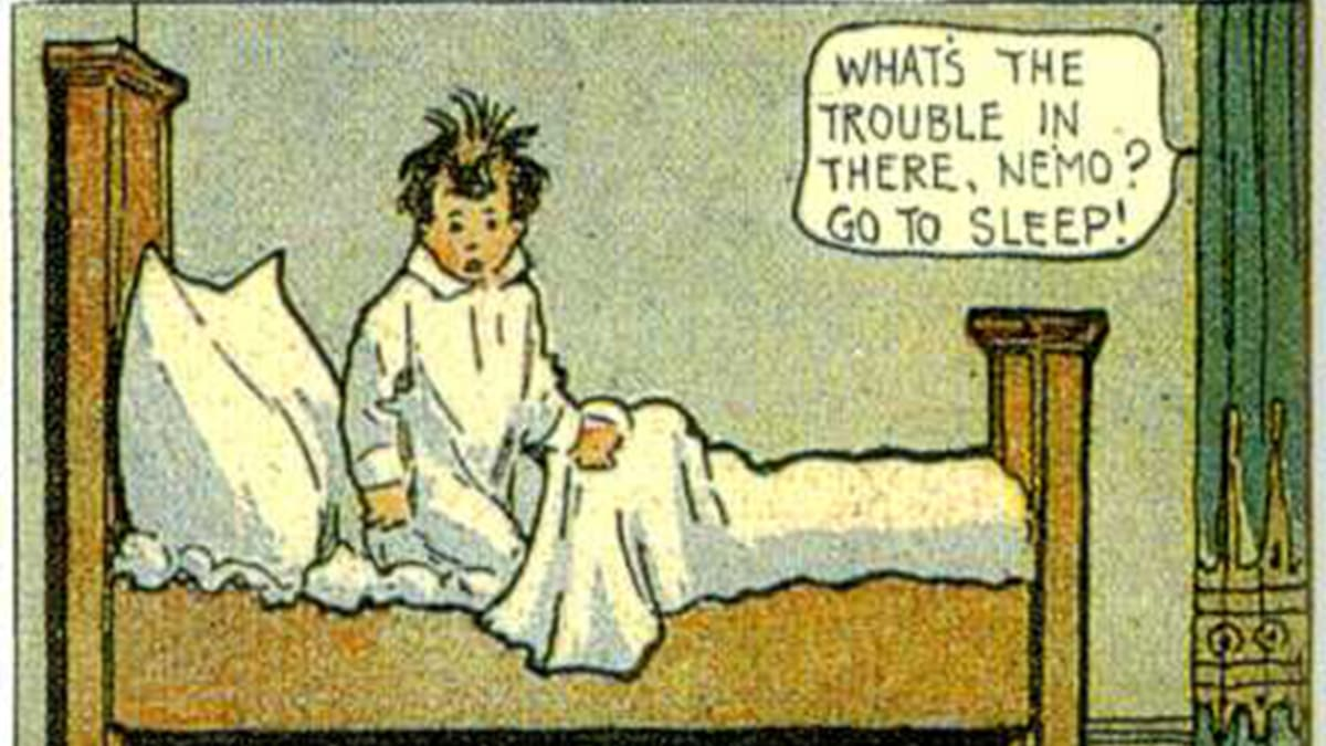 Little Nemo Was the Most Beautiful Comic Strip Ever Drawn