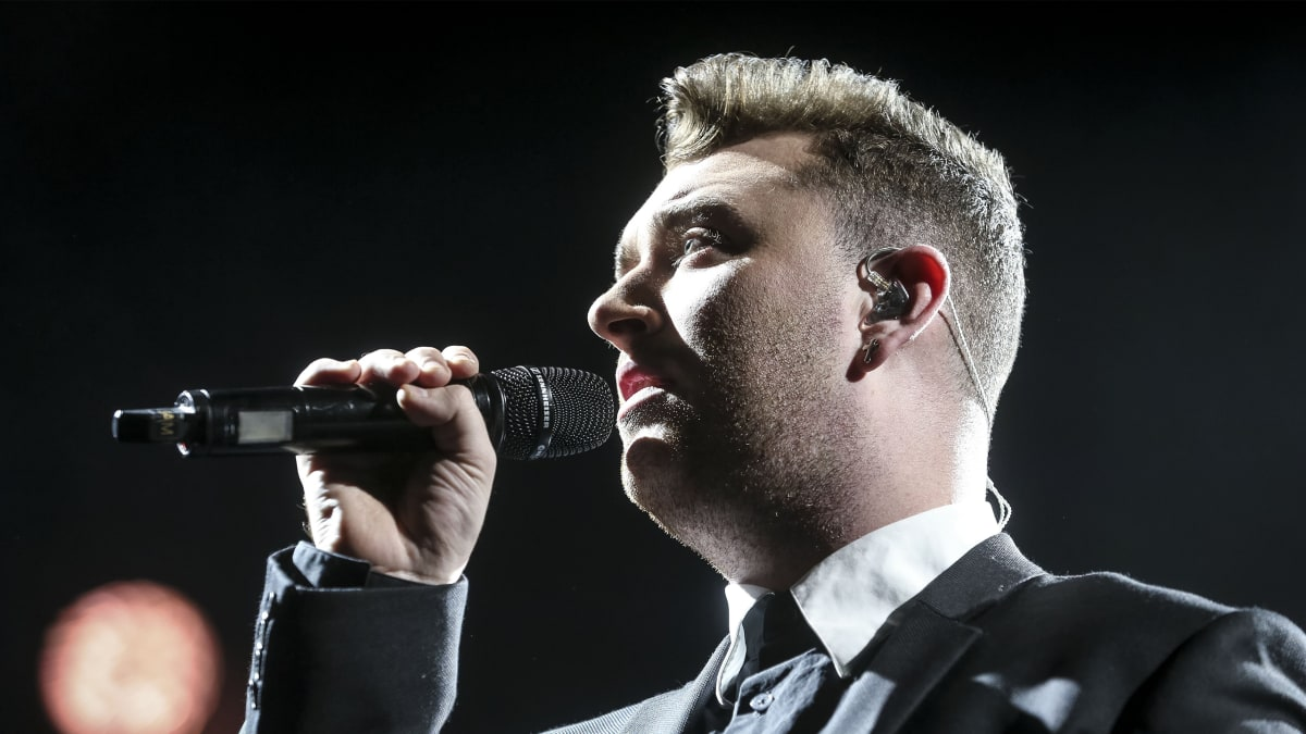 Sam Smith Is Not the New Face of Soul
