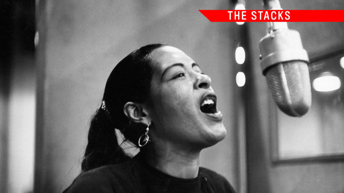 The Stacks: Billie Holiday: Jazz's Aching Songbird