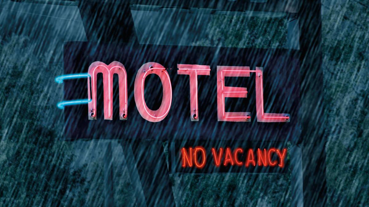 Baffled Novelist Banned at Motel 6