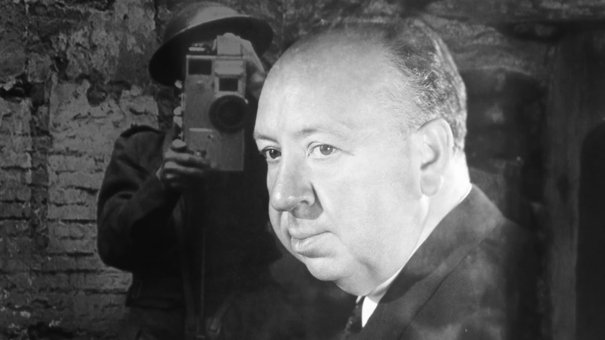Inside Alfred Hitchcock's Lost Holocaust Documentary