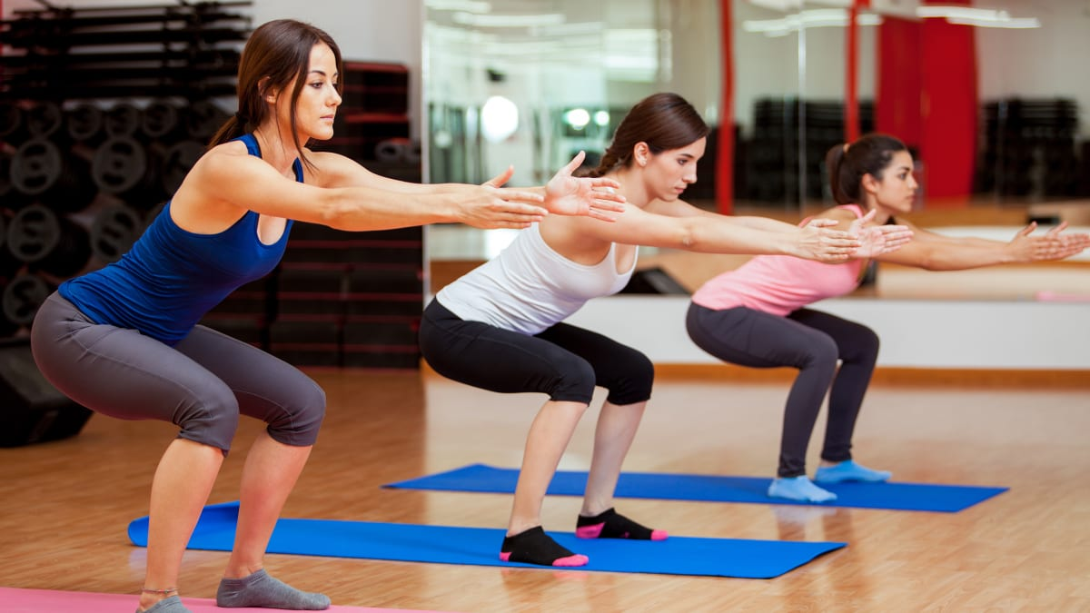 Squats: The Absolutely Incredible Secret to Staying in Shape