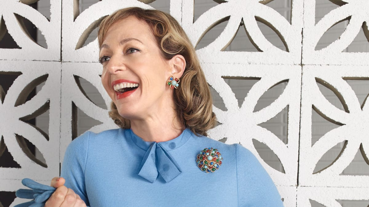 Allison Janney Nudography allison janney's incredible 'double o' and that 'masters of
