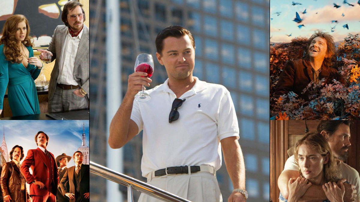 Holiday Movie Preview: 'The Hunger Games: Catching Fire,' 'The Wolf of Wall Street,' and More