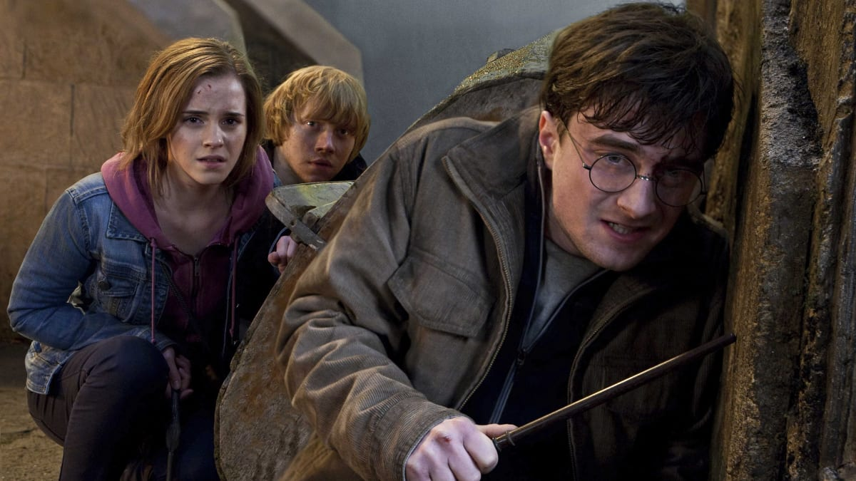 J.K. Rowling Is Back, and We're in Hogwarts Heaven