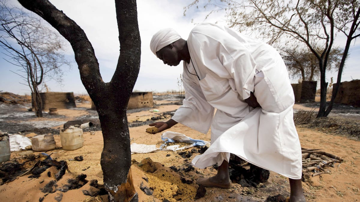 darfur photo essay Darfur essay examples a limited time offer get custom essay sample written according to your  in darfur the arab janjaweed militias have killed an estimated 100,000 non- arab people, burned their.