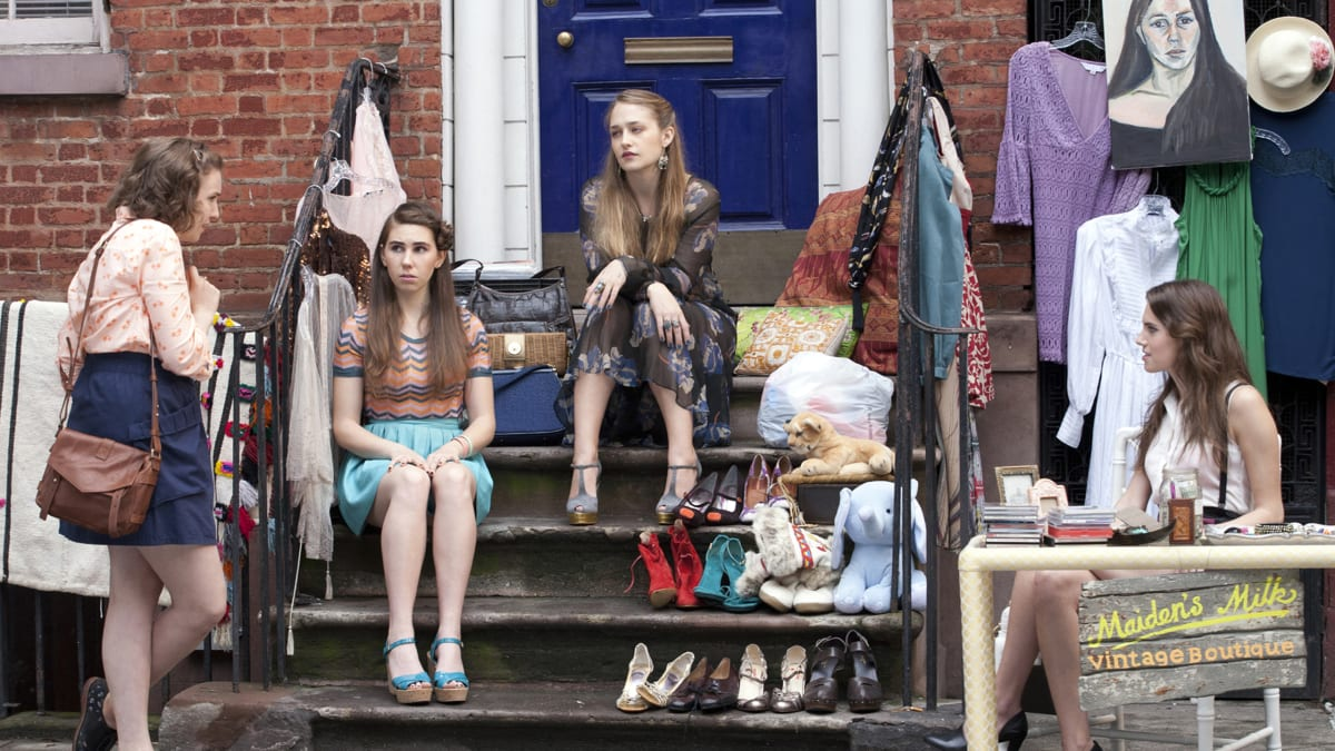 'Girls': Inside the Eccentric Fashion of Lena Dunham's HBO Comedy