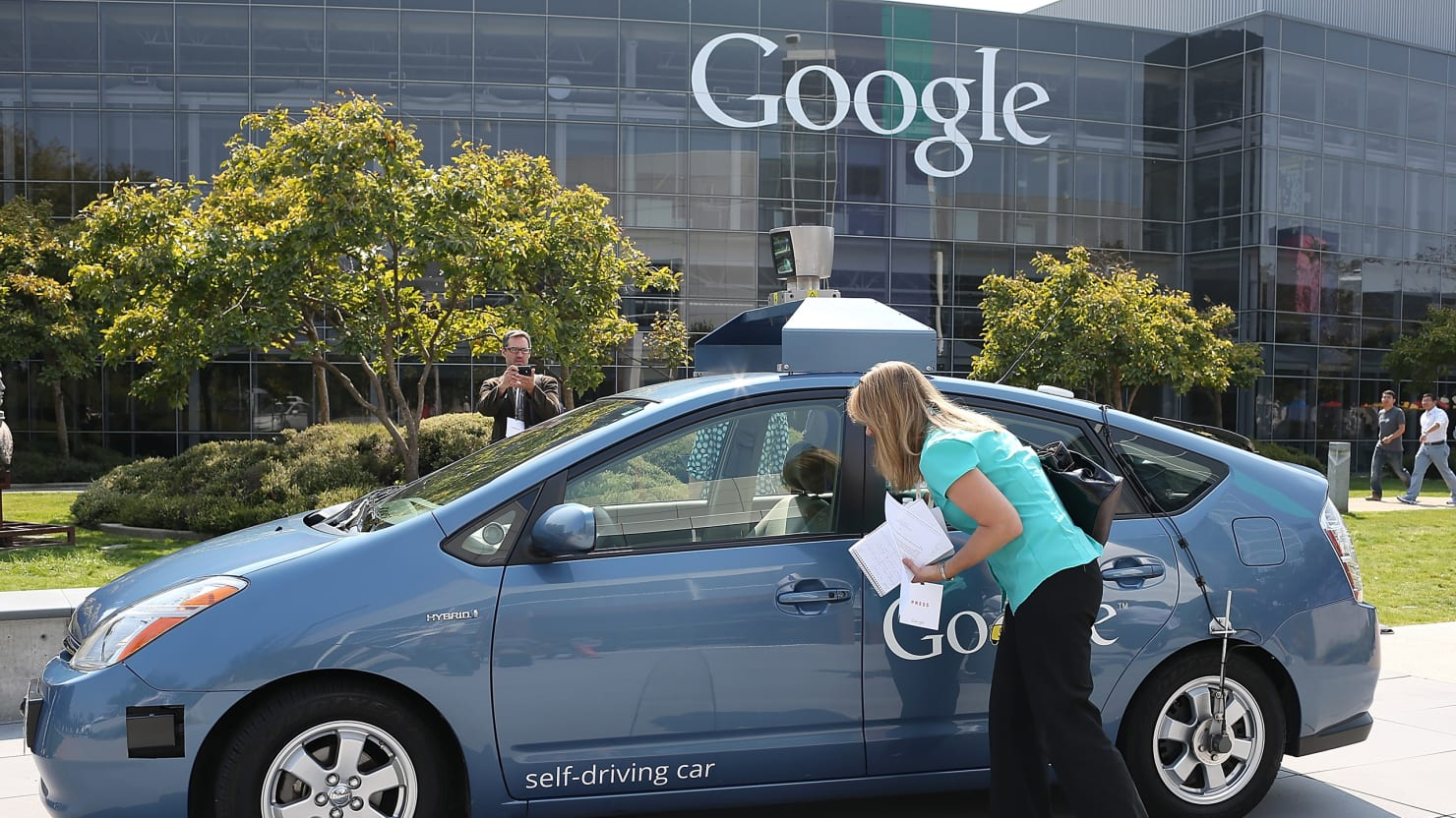 Google Audi Toyota And The Brave New World Of Driverless Cars - Audi driverless car