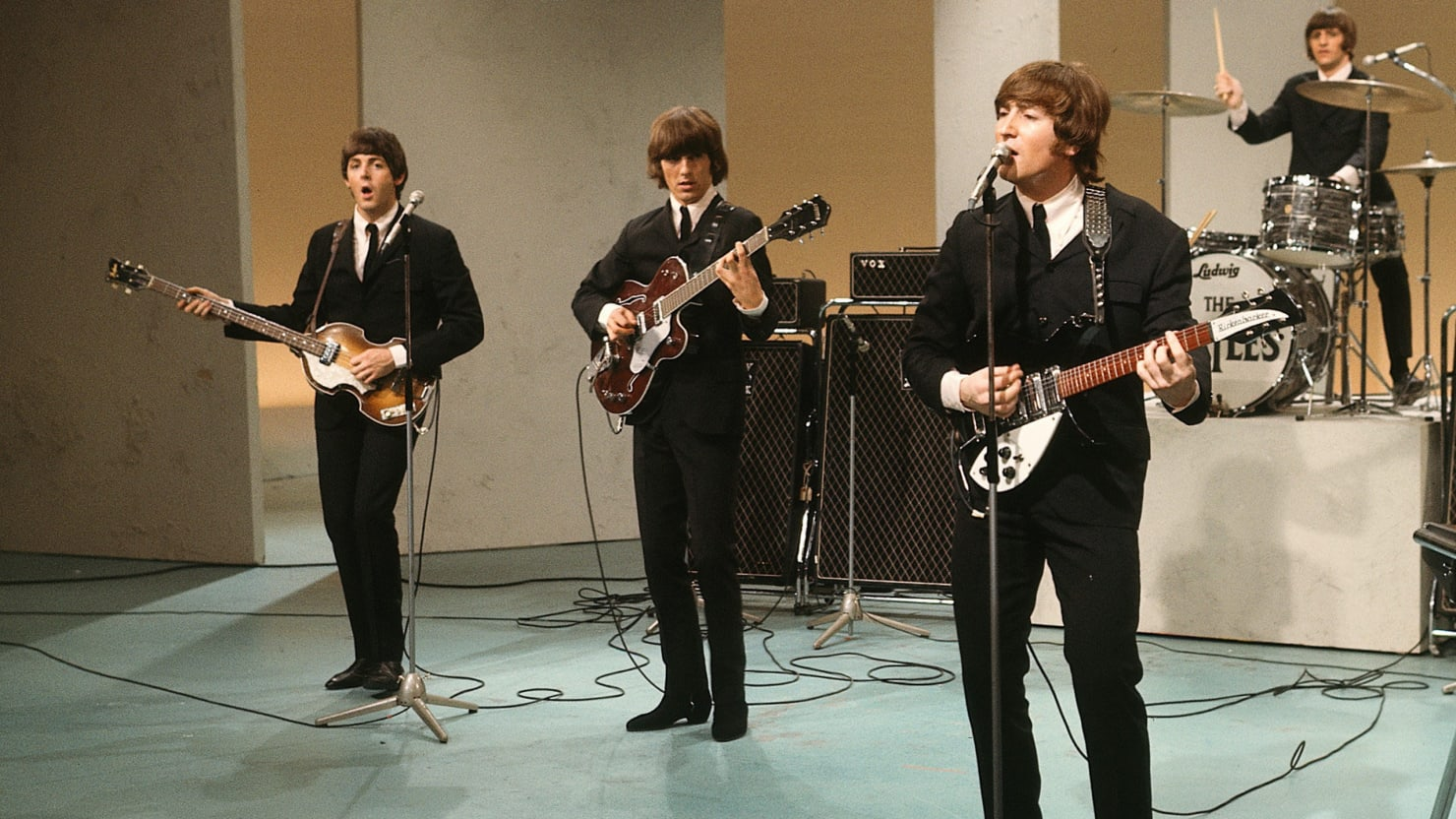 What It Was Like To Watch The Beatles Become The Beatlesnik Cohn