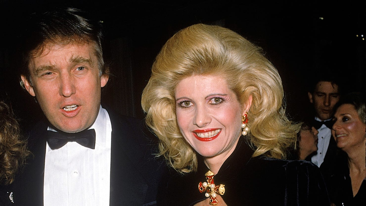 Ex-Wife Donald Trump Made Me Feel Violated During Sex-2414
