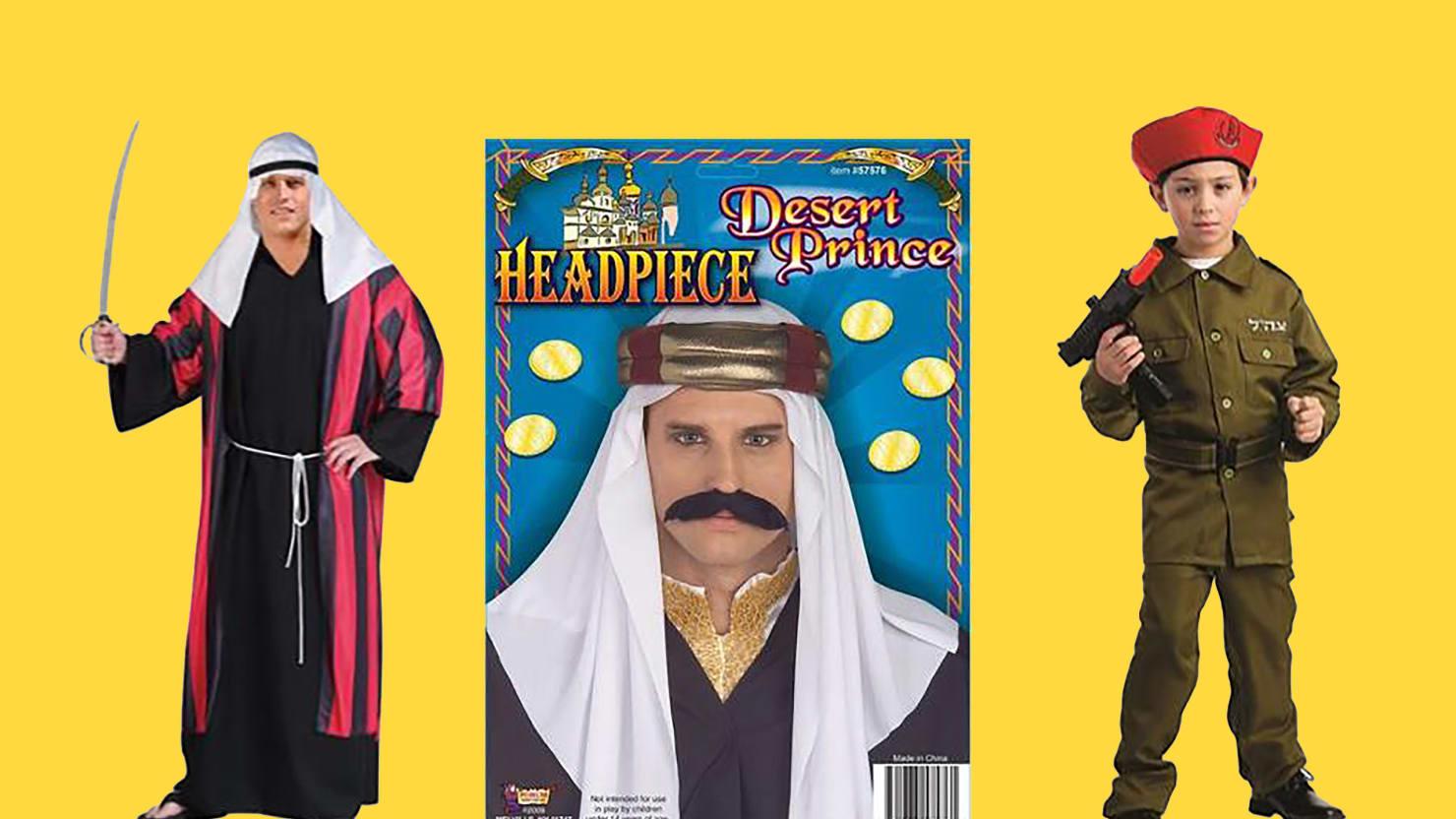walmart's arab-hating halloween