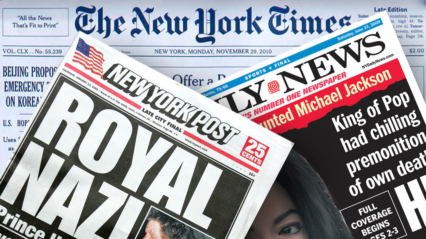 In New York City Local Coverage Declines And Takes Accountability With It