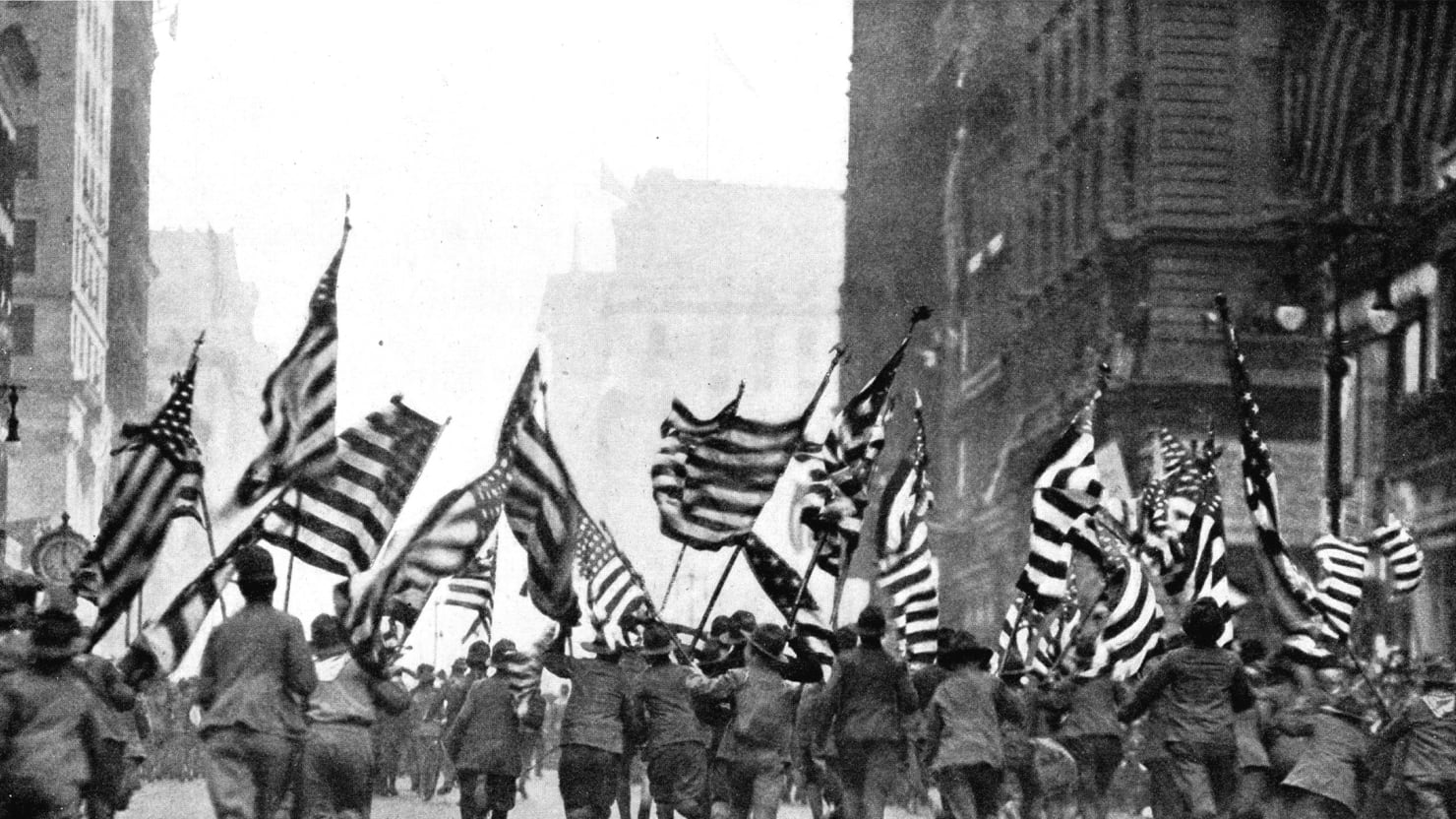 Left and Right Do Find Common Ground … on World War I