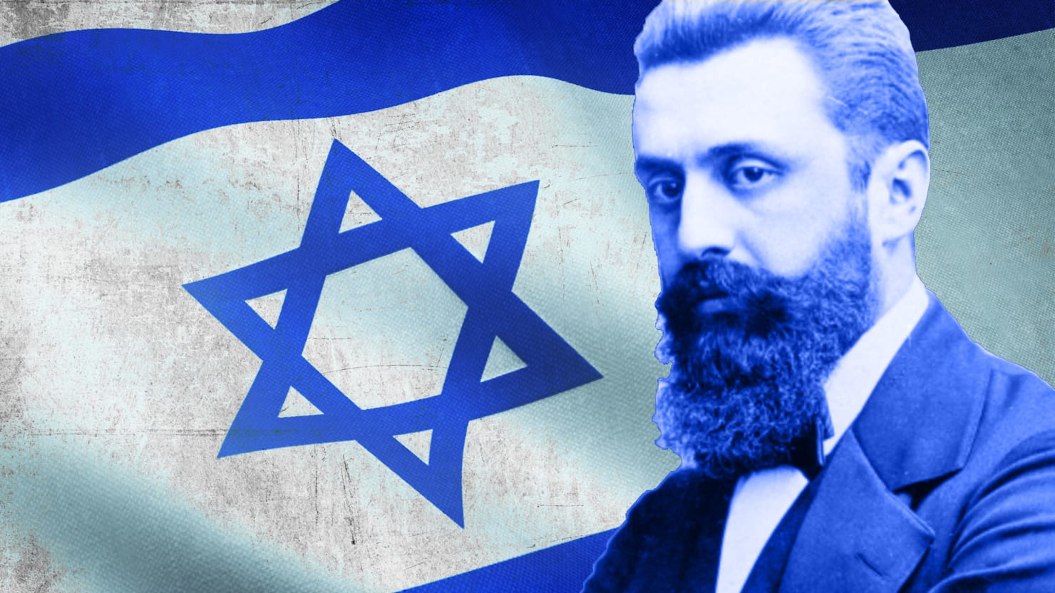 The Man Whose Dream Became Israel