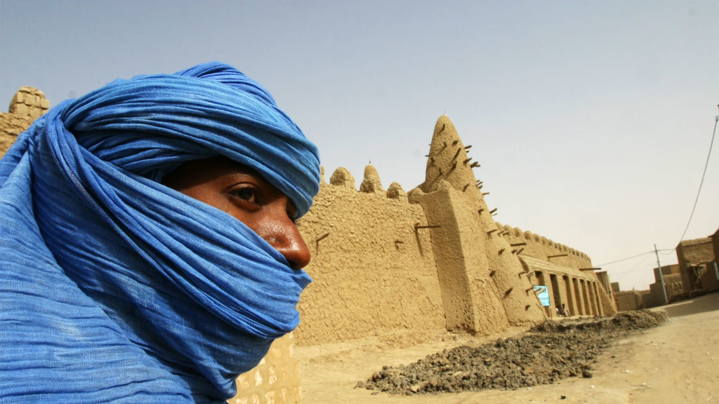 How Nomads Can Save North Africa