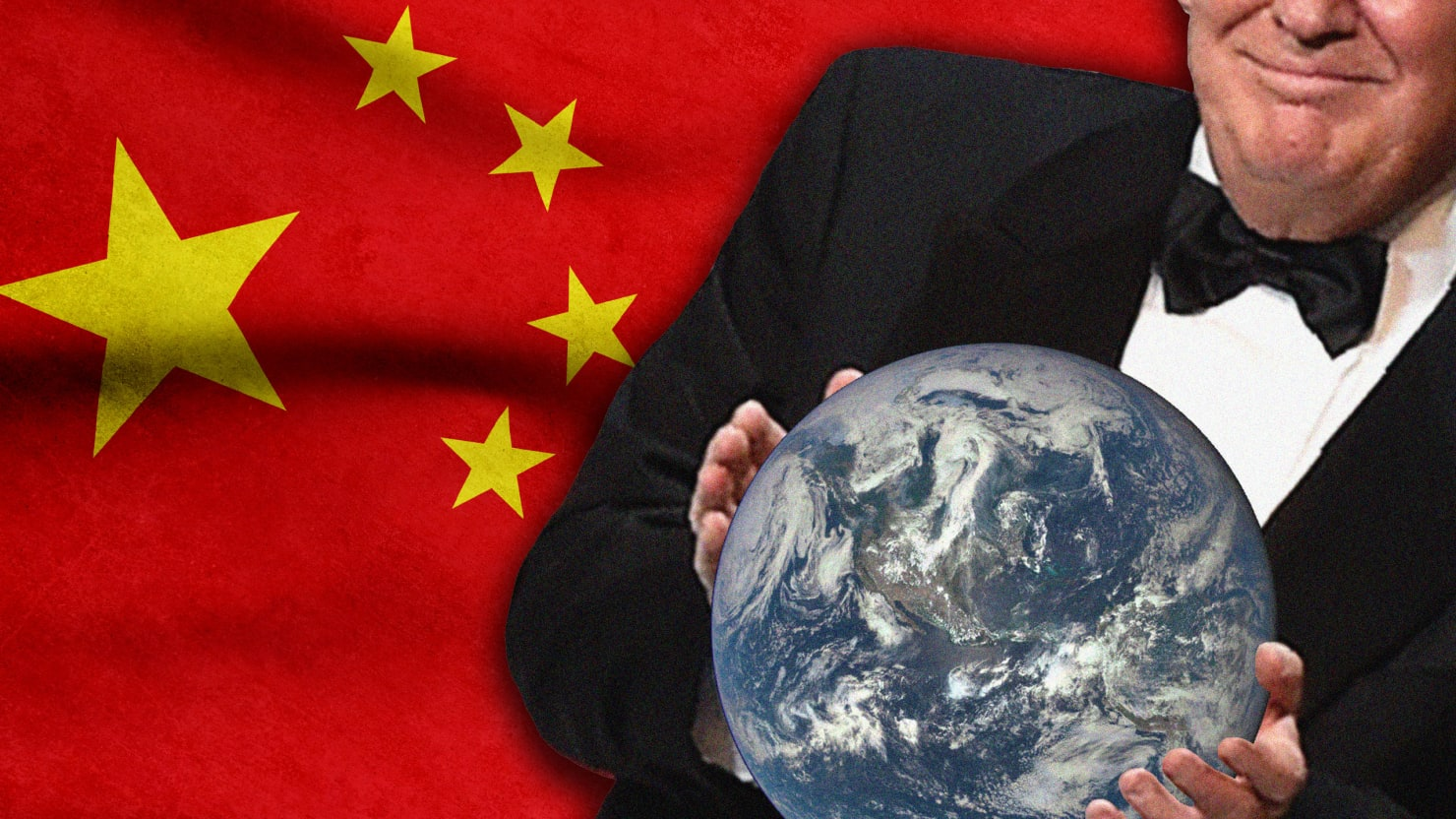 Donald Trump Is Handing China the World