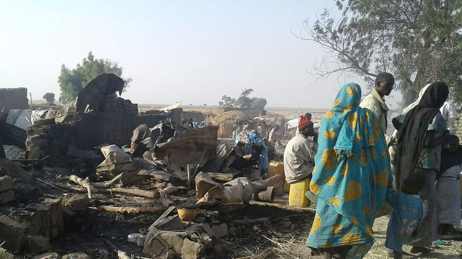 Boko Haram Suicide Squads Include Little Boys, Girls, and Now Babies
