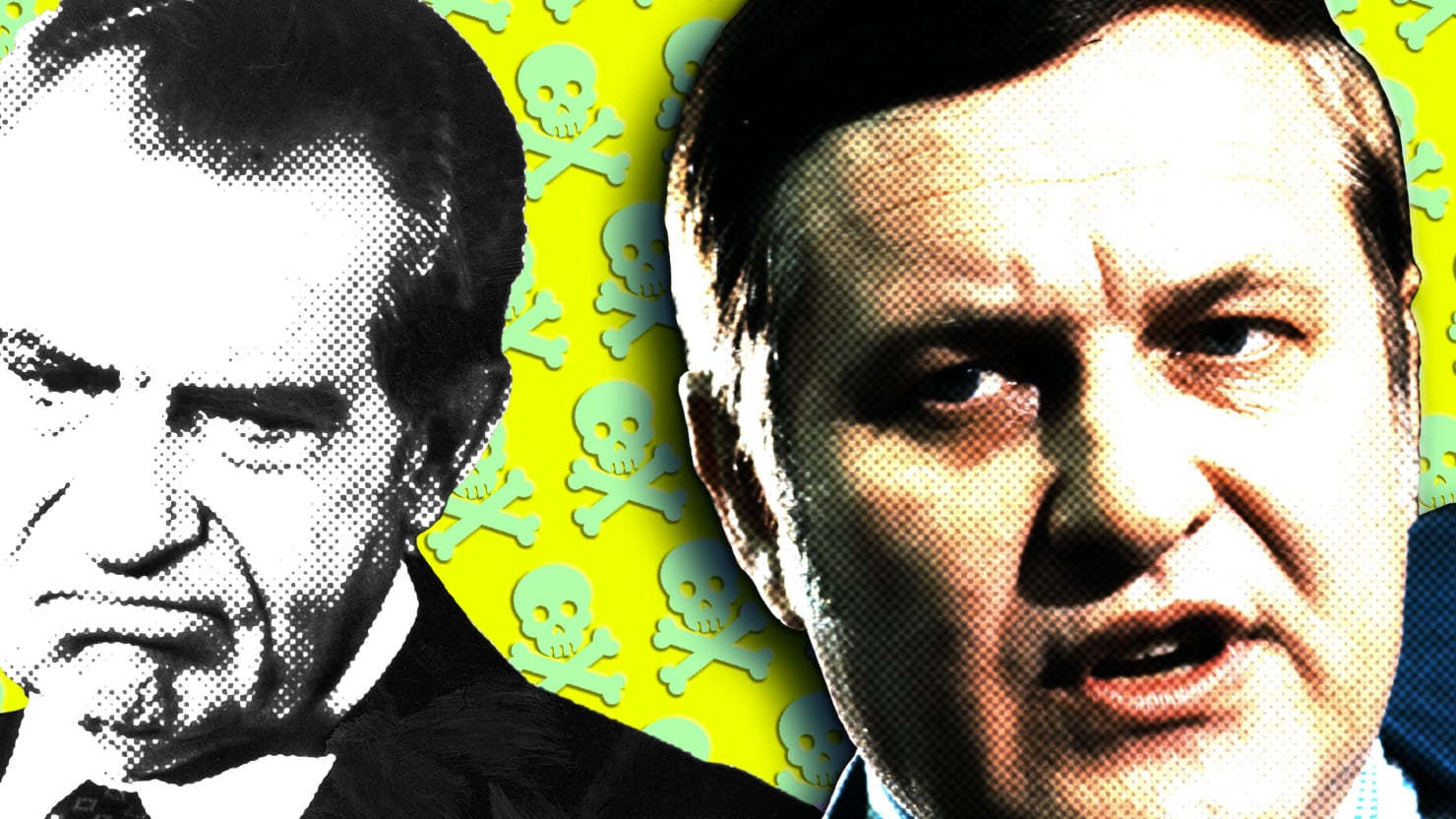 When Nixon's Henchmen Plotted to Assassinate a Journalist with LSD
