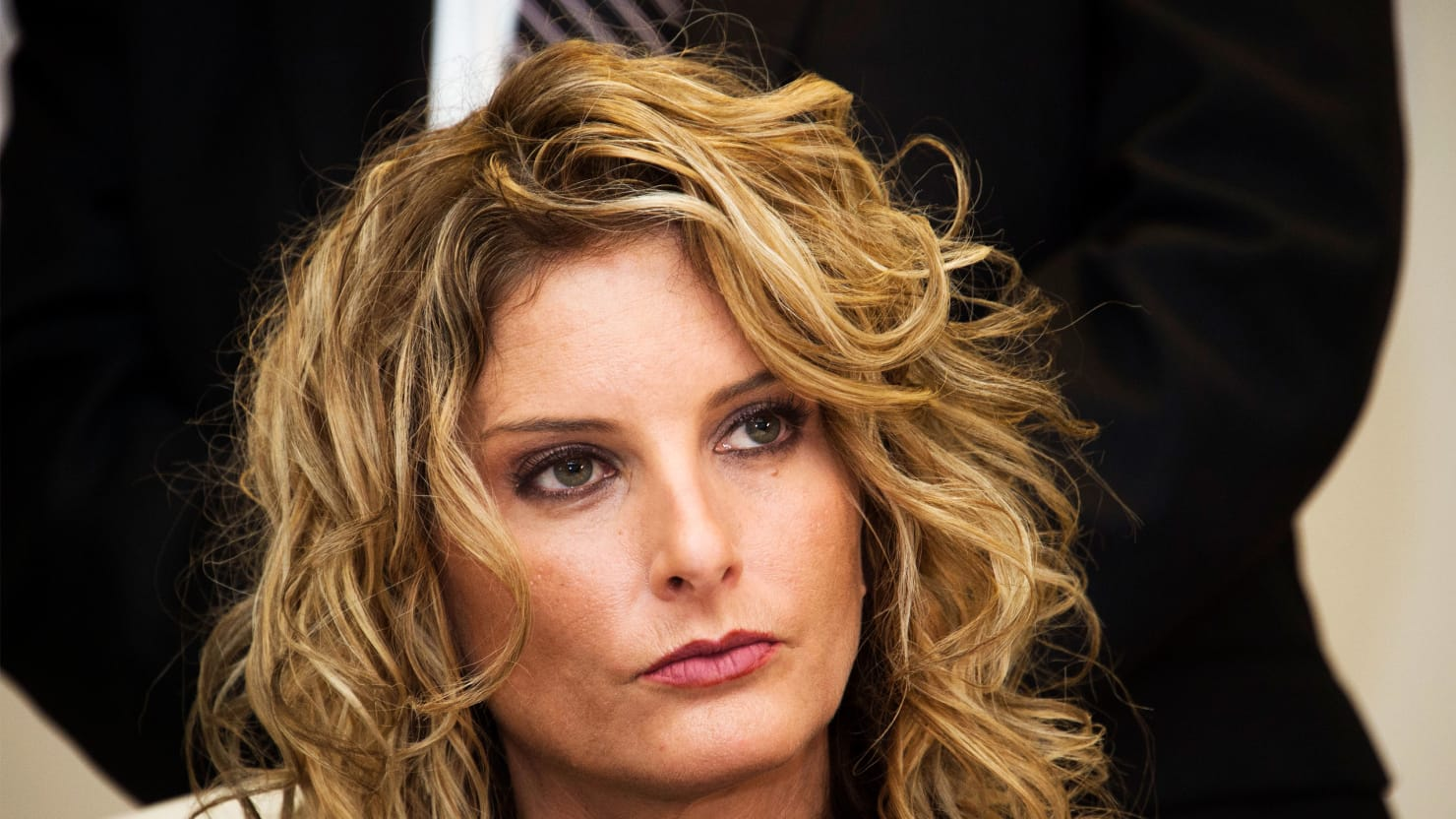 Summer Zervos Who Accused Trump Of Groping Her In  Is Suing The President Elect For Defamation After He Claims They Never Met At His Hotel