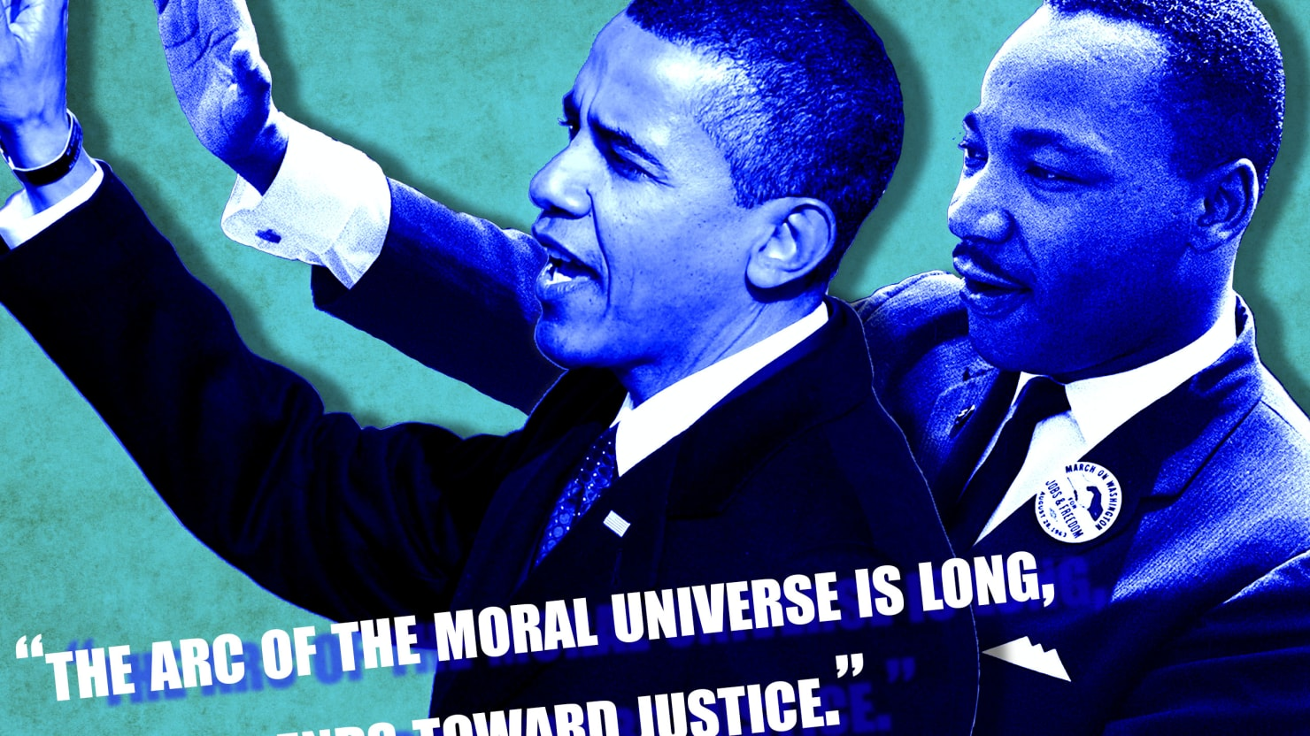 Obama Loves Martin Luther Kings Great Quotebut He Uses It Incorrectly