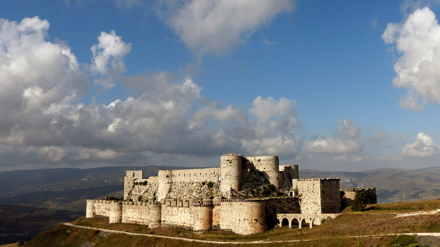 Will The Crac des Chevaliers Survive The Syrian Civil War?