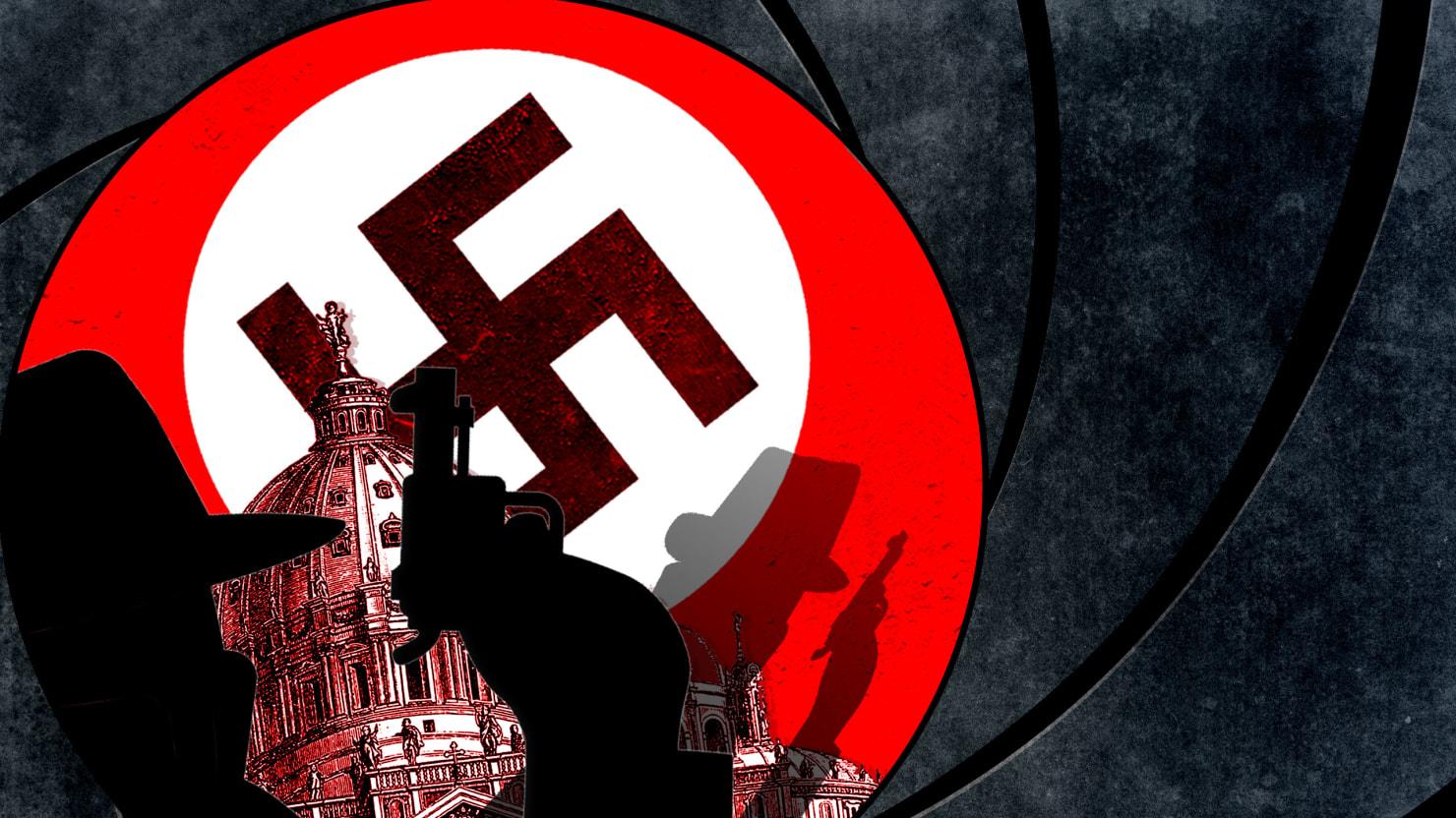 The Vatican Spy's Plot to Kill Hitler
