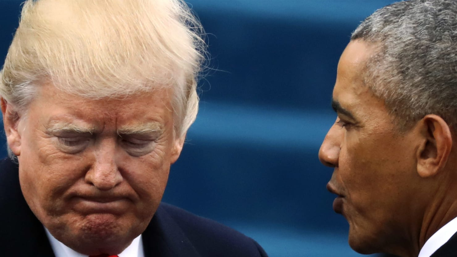 Who Invented Trump's ISIS Plan? Obama.