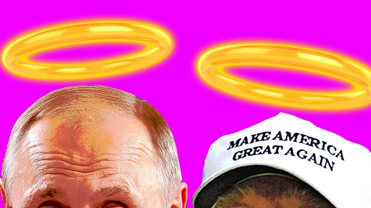 Trump & Putin: Our New Biblical Kings