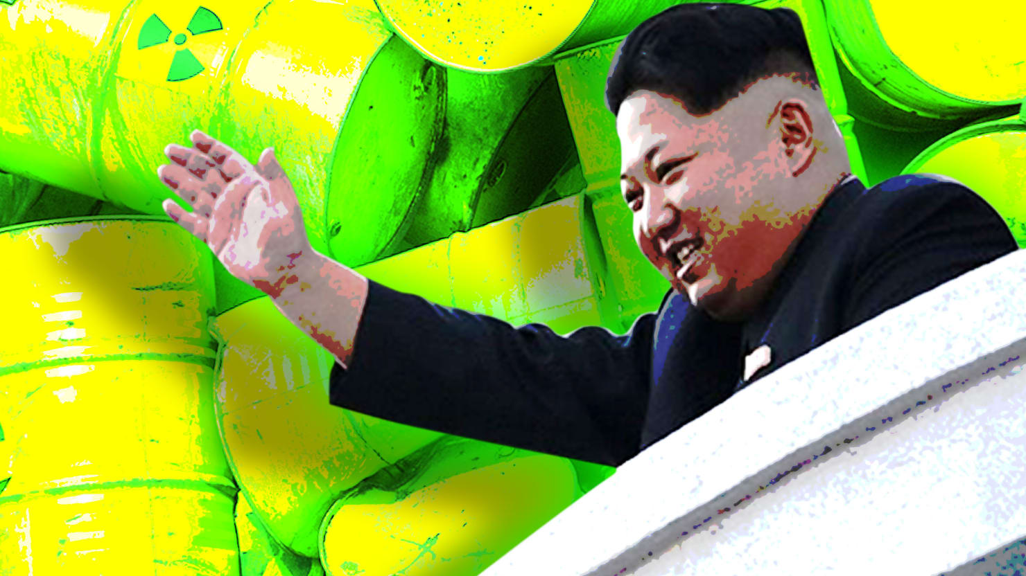 Kim's Killer Chemicals, Spread Far and Wide, Could Target the U.S.