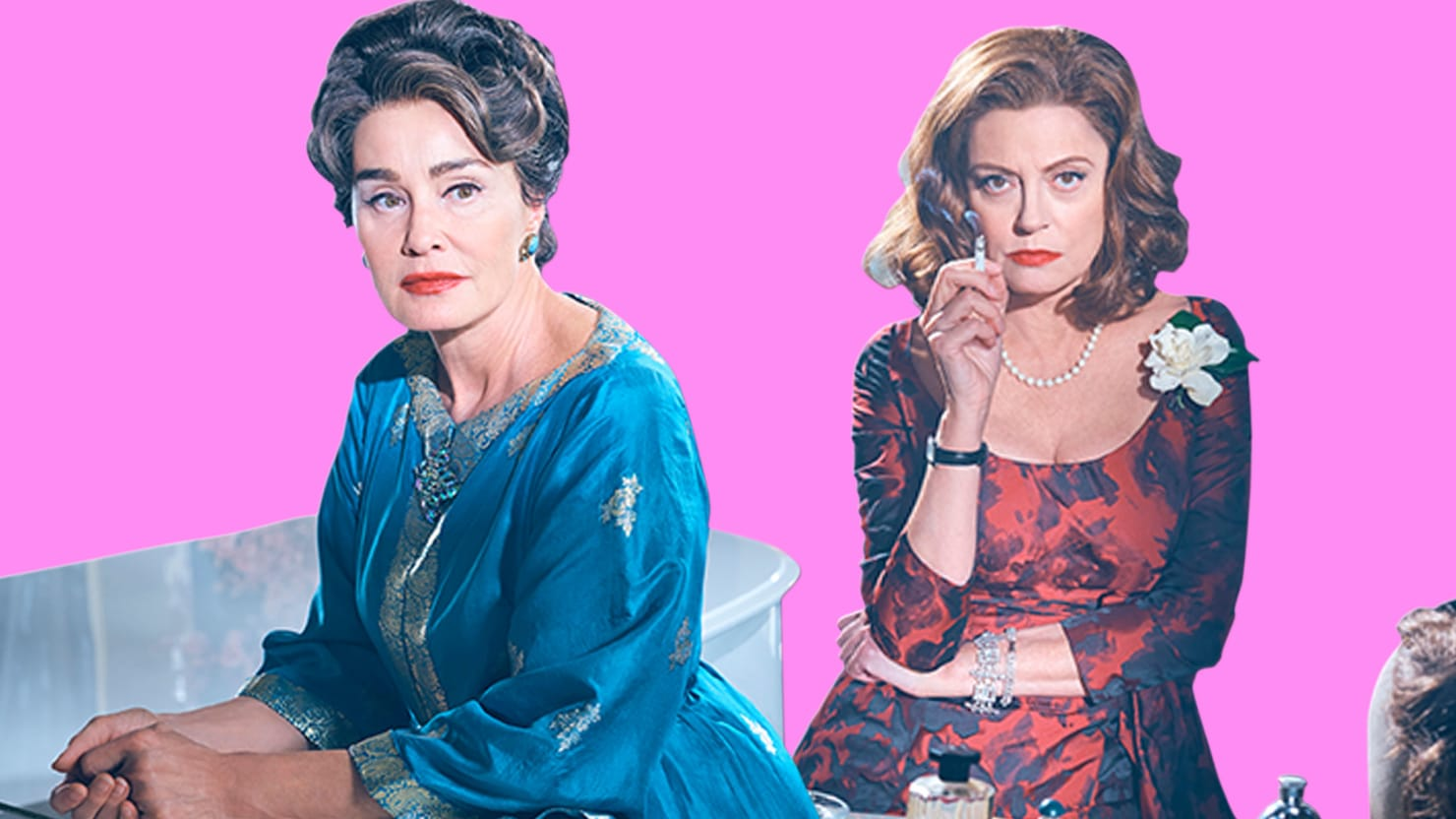 How I Dreamt Up Joan Crawford And Bette Davis Legendary Feud