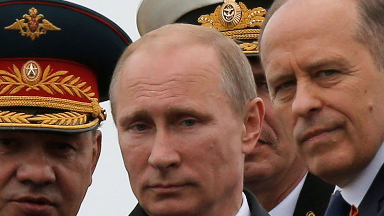 Russia Heats Up Its Infowar With the West