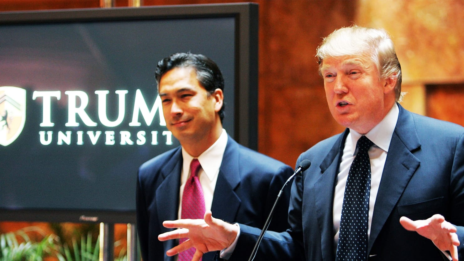 Image result for The Final Trump University Settlement Will Give Millions Back To Its Former Students