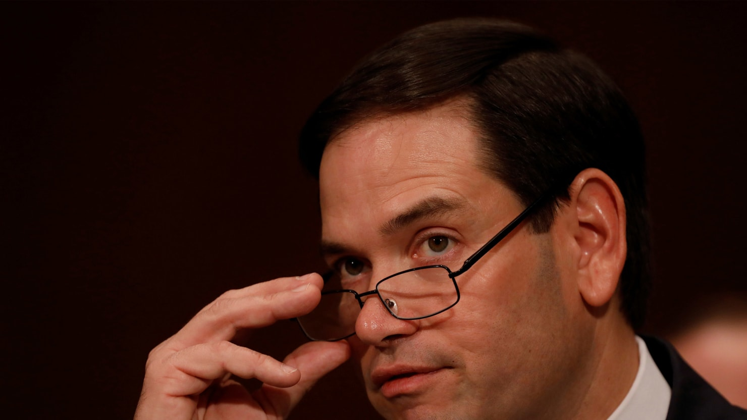 Marco Rubio Was Targeted by Russian Influence Operation, Ex-FBI Agent Reveals