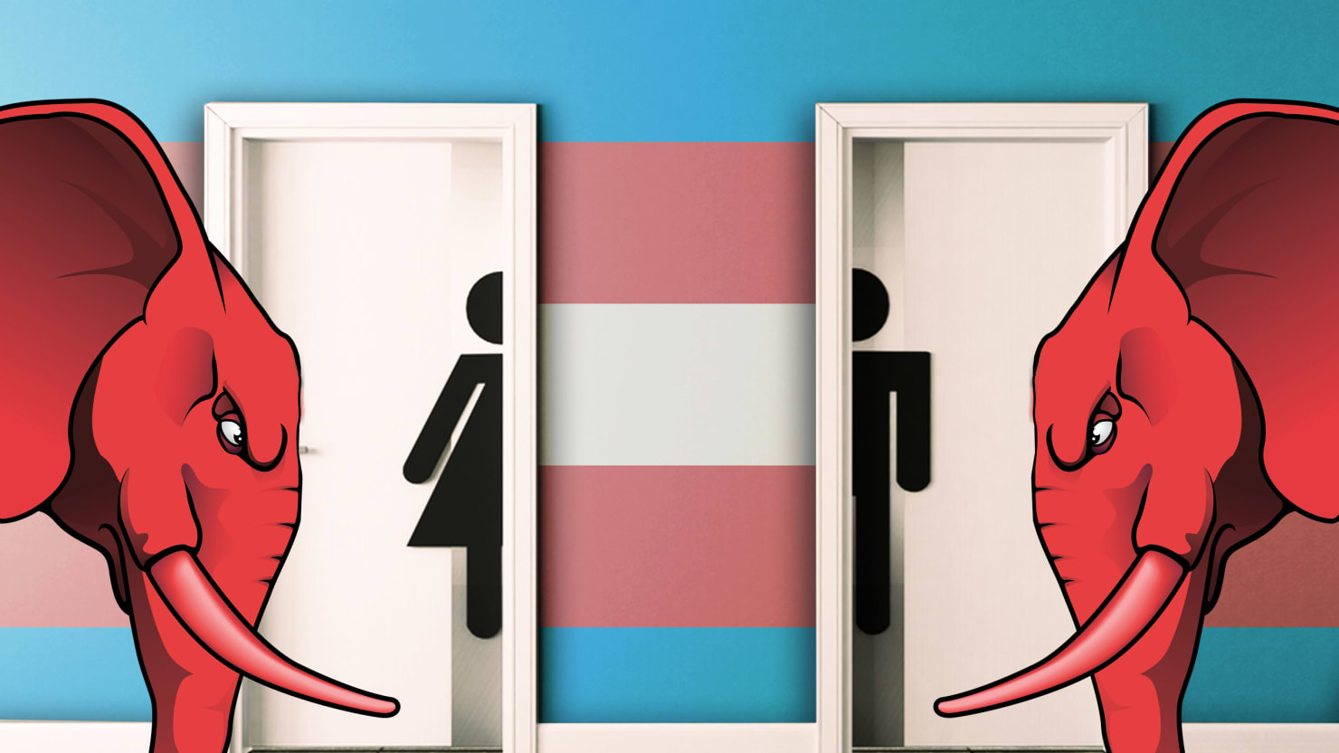 Why Red States Are Rejecting Anti Trans Bathroom Bills