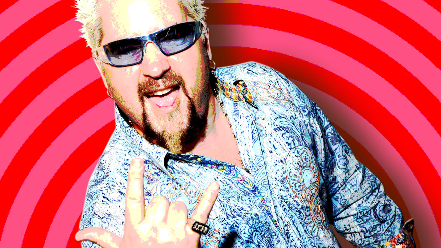 Why You Should Buy the Food Network's Guy Fieri a Drink