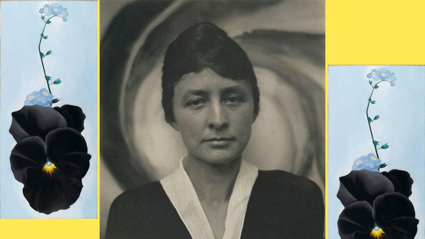 The Invention of Georgia O'Keeffe (Photos)